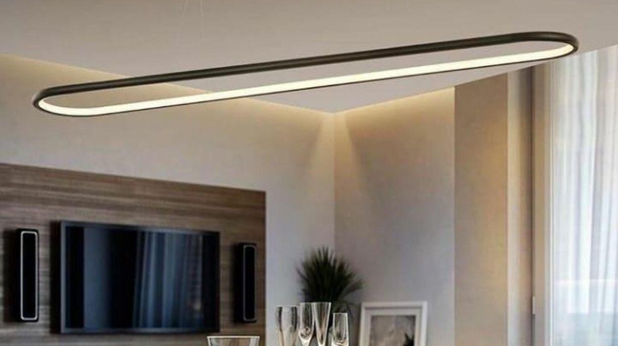LED светильники – «изюминка» интерьера
