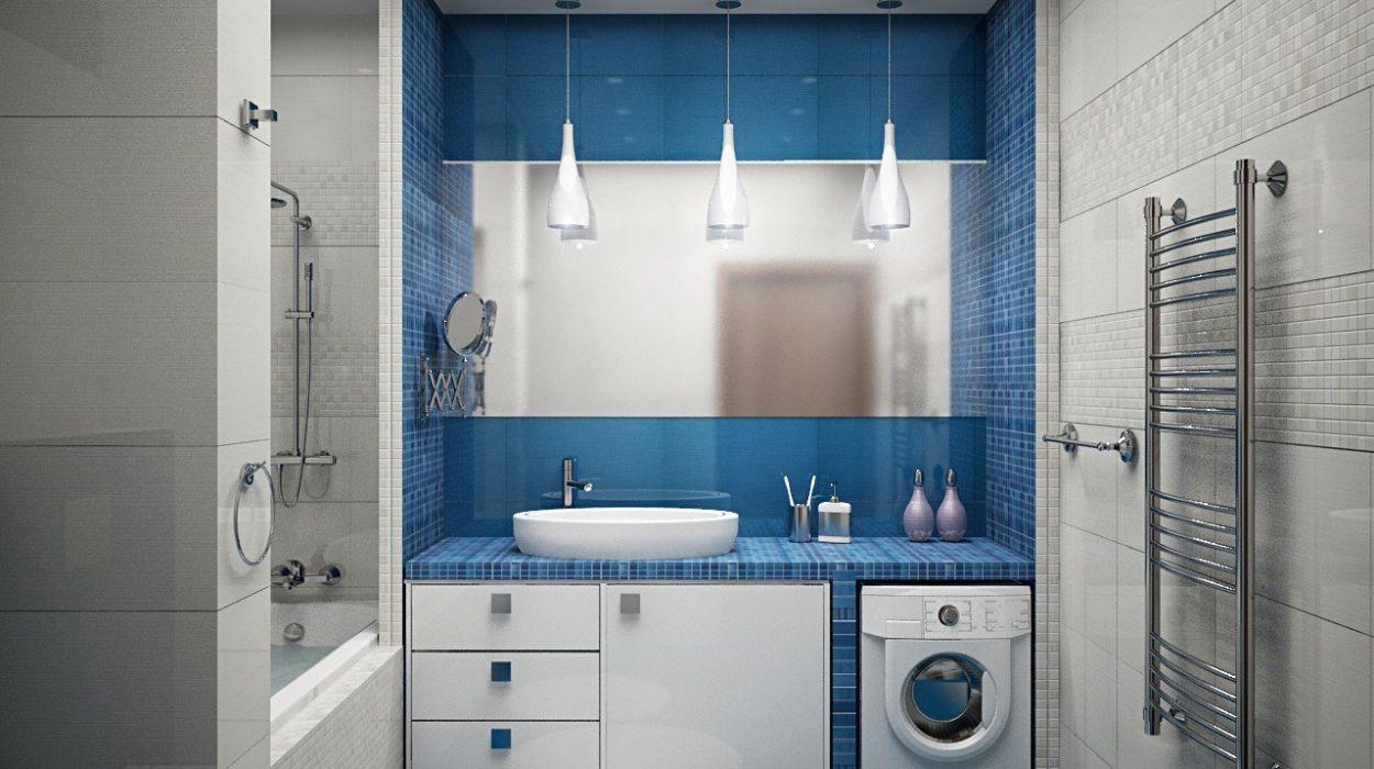 Светодиодные светильники для ванной комнаты: особенности выбора